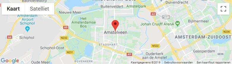 Witgoed reparatie Amstelveen